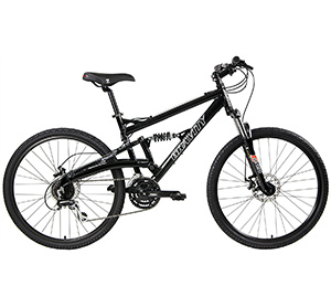 2018 Gravity FSX 1.0 Dual Full Suspension MTB