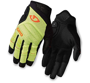 THE BEST MOUNTAIN BIKE GLOVES Giro Xen