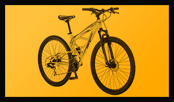 Mongoose Impasse Dual Full suspension Bicycle 29 inch