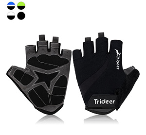 THE BEST MOUNTAIN BIKE GLOVES Trideer Ultralight Cycling Gloves