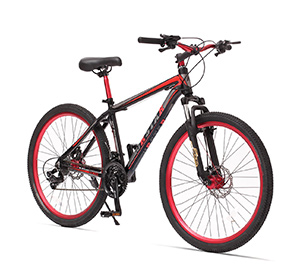 best entry level mountain bike Urstar 26 inch Aluminium