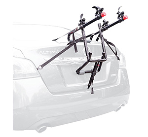 bike racks for hatchback cars with spoilers Allen Sports deluxe