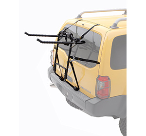 bike racks for hatchback cars with spoilers hollywood racks trunk mount
