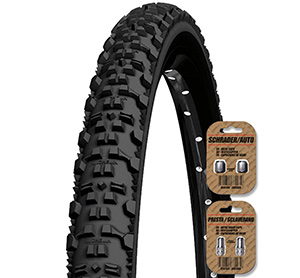 Michelin mountain bike mud tires