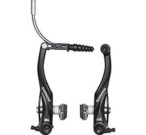 best shimano mtb brakes T4000