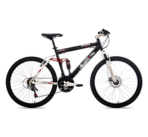 genesis v2100 mountain bike review