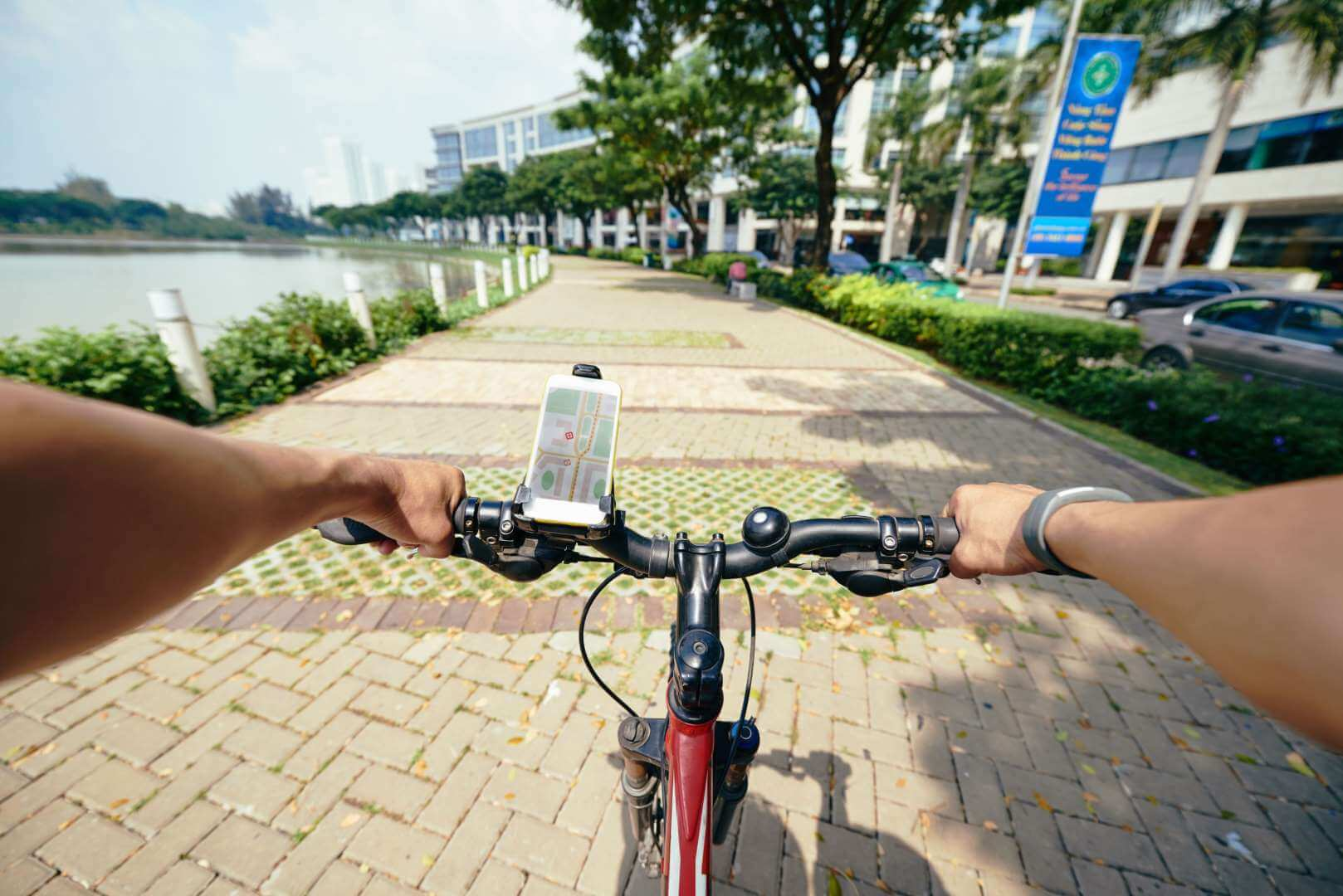 bike sharing programs in urban areas